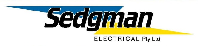 Sedgman Electrical